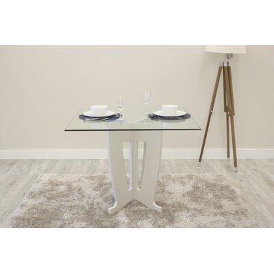 Bramlett Dining Table Finish: Off-White