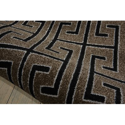 Cherelle Beige Area Rug Rug Size: Rectangle 53 x 76