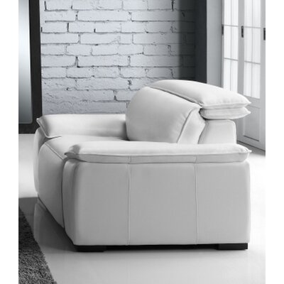Atilla Top Grain Motorized Armchair