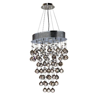 Leiker 4-Light Kitchen Island Pendant
