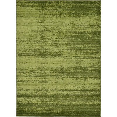 Christi Green Area Rug Rug Size: Rectangle 8 x 11