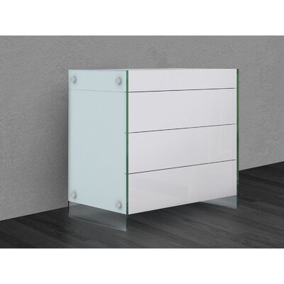 Lamarr 3 Drawer Bachelors Chest