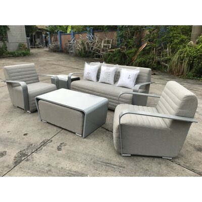 Serious Sofa Set Product Photo