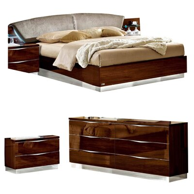 Edwards Platform Configurable Bedroom Set
