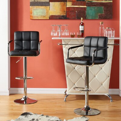 Tucanae 44.9 Swivel Bar Stool