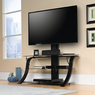 Cioffi 44 TV Stand Color: Black