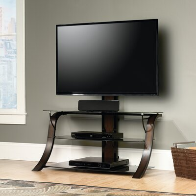 Cioffi 44 TV Stand Color: Brown