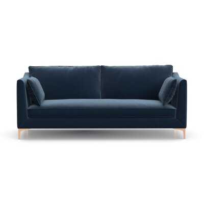 Dupuis Sofa Upholstery: Royal Blue