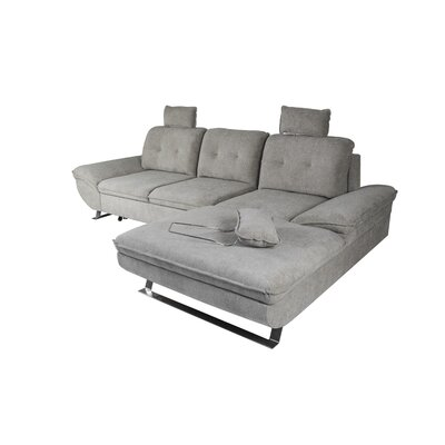 Jacobsen Reversible Sleeper Sectional Orientation: Right