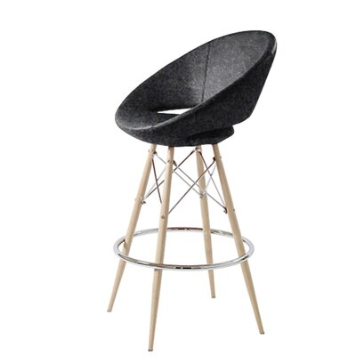 Redington 29 Bar Stool Leg Color: Natural
