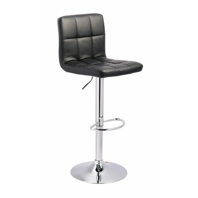 Peavy Adjustable Height Bar Stool