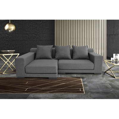 Taufner Modular Sectional Orientation: Left Facing