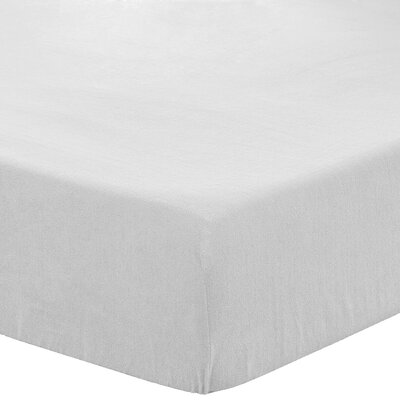 Fitted Bottom Hypoallergenic Deep Pocket Ultra Soft Micro Fleece Sheet Size: King, Color: White