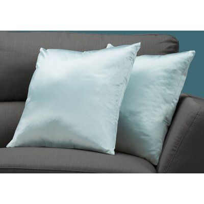 Mornington Throw Pillow Color: Green