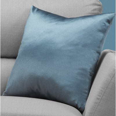 Moreell Throw Pillow Color: Blue