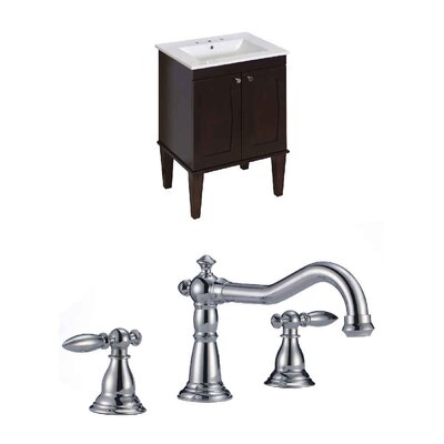 Hindman 49 Single Bathroom Vanity Set