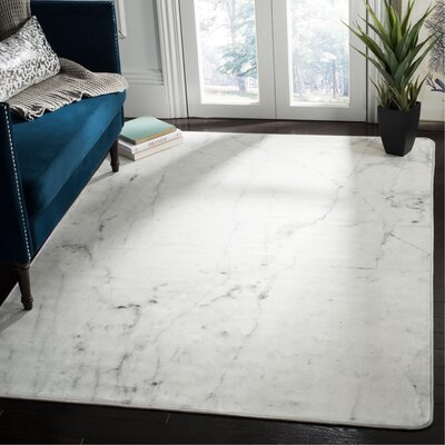Cahoon Ivory Area Rug Rug Size: Rectangle 3 x 5