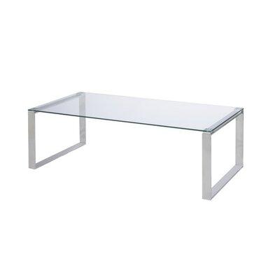 Burks Coffee Table Size: 14 H x 35 W x 16 D