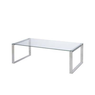 Burks Coffee Table Size: 39 H x 18 W x 16 D