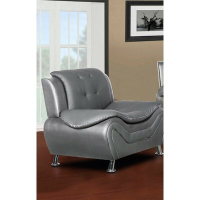 Sifford Club Chair Upholstery: Gray