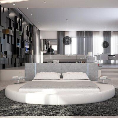 Clower Upholstered Platform Bed Size: Queen