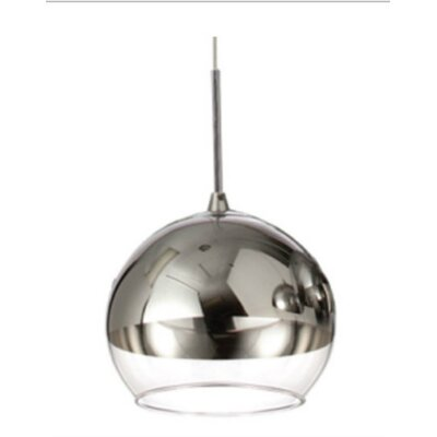 Shawsville 1-Light Globe Pendant
