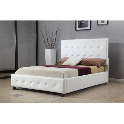Pastrana Upholstered Platform Bed Size: Queen