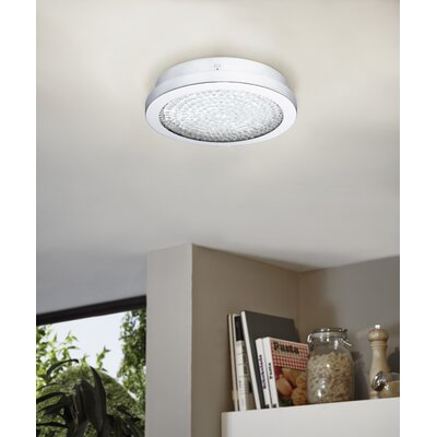 Ottley 1-Light LED Flush Mount