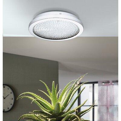 Ottley 1-Light LED Flush Mount