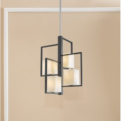 Parra 4-Light Geometric Pendant