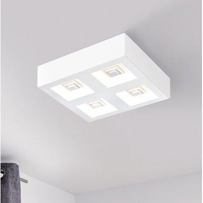 Oviedo 4-Light LED Flush Mount