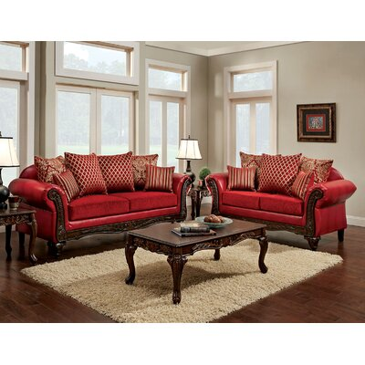 Balboa 2 Piece Living Room Set