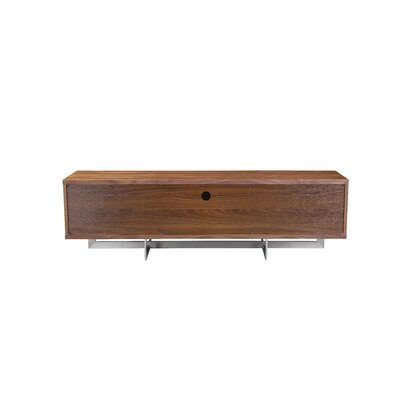Onshuntay 71 TV Stand Color: Walnut