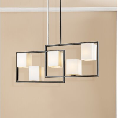 Parra 5-Light Geometric Pendant