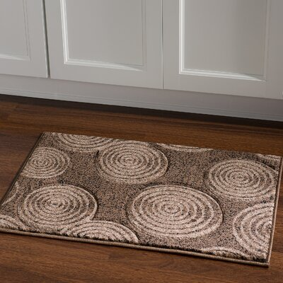 Butler Brown Area Rug Rug Size: Rectangle 111 x 21