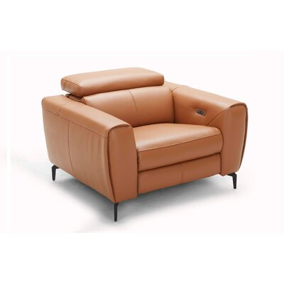 Nakale Motion Armchair Upholstery: Caramel