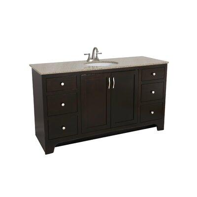 Ventura 2-Door 60 Single Bathroom Vanity
