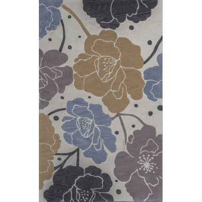 Bradshaw Natural Bella Area Rug Rug Size: Rectangle 5 x 8