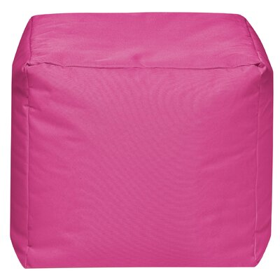 Camelot Pouf Upholstery: Pink