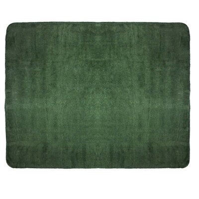 Campton Microfleece Throw Color: Hunter