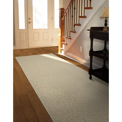 Edith Tan Area Rug Rug Size: 2 x 8