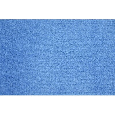 Eleanor Blue Area Rug Rug Size: 5 x 7