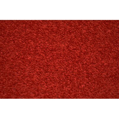 Eleanor Red Area Rug Rug Size: 8 x 10