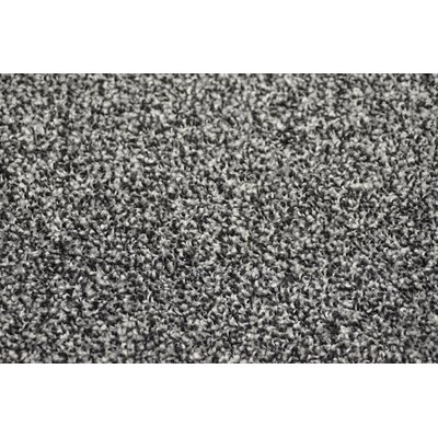 Eleanor Black Area Rug Rug Size: 5 x 7