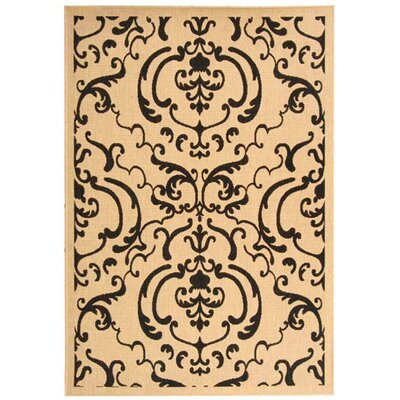 Short Outdoor Area Rug I Rug Size: Rectangle 53 x 77