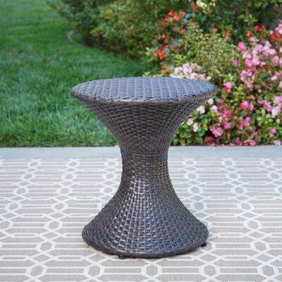 Allman Outdoor End Table
