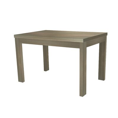 Kuhlmann Dining Table Base Color / Top Color: Gray Oak / Gray Oak