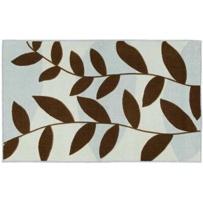 Shannan Blue/Brown Area Rug