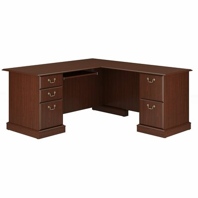 Cowdray L Shaped Computer Desk 333 Product Picture
