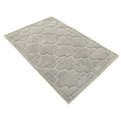 Catherine Gray Area Rug Rug Size: Rectangle 9 x 12